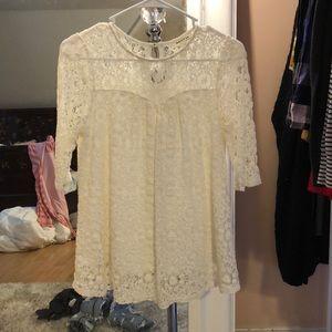 monteau lace blouse